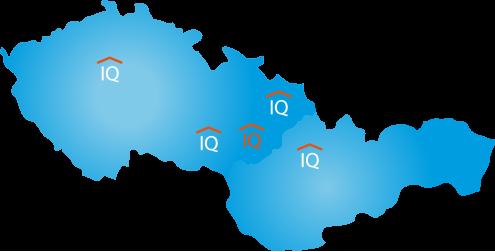 IQ Budovy s.r.o. map